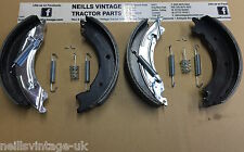 Trailer Brake Shoes - 203 x 40 - Trailers IFOR WILLIAMS & HORSEBOX & OTHERS