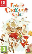 Nintendo Switch Little Dragons Cafe Unopened