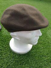 Chapman & Moore Caza Caminar Sombrero Sombrero pálida anteojeras Diariero Flat Cap 60cm