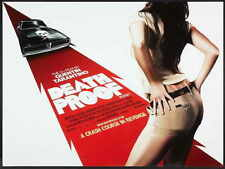 GRINDHOUSE Movie POSTER 30x40 Kurt Russell Rose McGowan Rosario Dawson Jeff