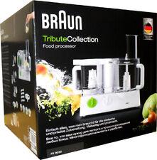 Braun FX 3030 TributeCollection Küchenmaschine weiß NEU und OVP