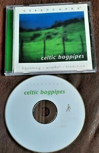 LIFESCAPES CELTIC BAGPIPES   1997 CD TRADITIONAL HAUNTING MELODIES
