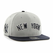 NEW York Yankees Snapback Cap grau 47 BRAND