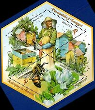 2016. Belarus. Beekeeping in Belarus. S/sheet. MNH