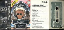 JOHNNY HALLYDAY K7 AUDIO FRANCE CAR MUSIC