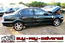 WRECKING / DISMANTLING 2002 Jaguar X-Type Sedan Auto Petrol 6Cy (DOOR) Green KLR