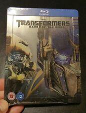 Transformers Dark Of The Moon Steelbook (Blu-ray) Region Free [UK] SOLD OUT!!!