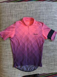Rapha Classic Flyweight Jersey - Small - Block Fade - Pink / Purple