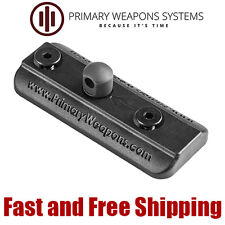 Primary Weapons Systems PWS Harris BiPod Adapter Mount for KeyMod System/Forend