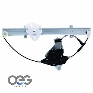 New Window Regulator and Motor Assembly For Ford Contour 95-00 Front Left 660268