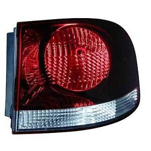 VW Volkswagen Touareg 2007 - 2010 Rear RIGHT Tail Light Outer