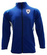 Men's Track Jacket South Korea Color Blue/White