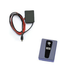 Miniature GSM spy surveillance bug voice activated With car power adaptor