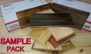 Vintage Pine Flooring Prefinshed wide plank pine flooring sample and unfinished