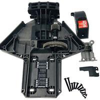 Traxxas X-Maxx Rear Bulkheads Upper & Lower-Cush & Centre Drives - Diffs & Gears