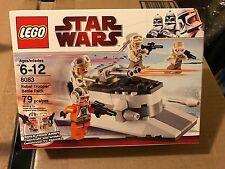 Lego - Star Wars Rebel Trooper Battle Pack #8083 Brand New Sealed!