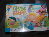 New and Sealed 2005 Chutes and Ladders Board Game