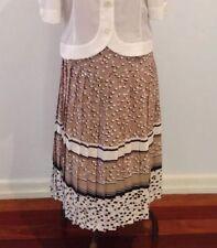 Handmade Regular Size Polyester Skirts for Women