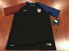 Authentic Nike United States Youth Soccer Jersey Extra Large XL US USA