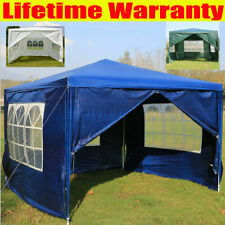 More details for outdoor 3x3/3x4/3x6m gazebo event party tent garden with fully sidewalls shelter