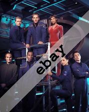 STAR TREK ENTERPRISE Scott Bakula & Cast 8X10 PHOTO #1674