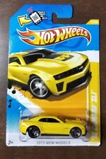 Hot Wheels 2012 New Models #9 '12 Camaro ZL1 KROGER Exclusive Yellow MC5s VHTF