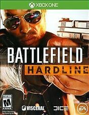 Battlefield Hardline (Microsoft Xbox One, 2015) Great condition!