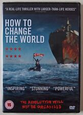 HOW TO CHANGE THE WORLD / DOCUMENTARY HISTORY OF GREENPEACE / REGION 2 SEALED