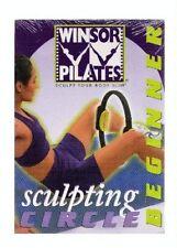 WINSOR PILATES: Sculpting CIRCLE - Beginner DVD NEW SCULPT YOUR BODY SLIM HEALTH