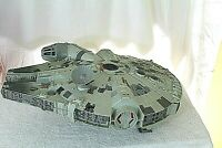 Star Wars 1995 Tonka Millennium Falcon Large Edition Vintage Collectible Rare