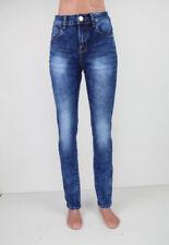 Stonewashed Bootcut-Jeans (en) Damen-High-waist in Übergröße günstig ... f8c4201c6d