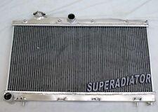 Aluminum Radiator fit for 2008-2011 Subaru Impreza WRX STI MT New 2 ROW