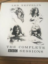 Led Zeppelin Vinyl The Complete BBC Sessions, 0081227943905 Ex/Ex Nothing Missin