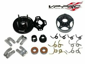 VP Pro Adjustable 4-Shoe Clutch System with 13T Vented Bell