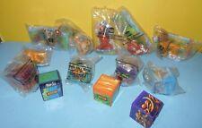 New 1994 DISNEY LION KING Burger King Set of Toys SIMBA NALA SCAR Pumpaa RAFIKI