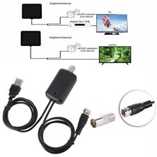 HDTV Amplifier Signal Booster TV HDTV Antenna With USB Power Supply UK STOCK