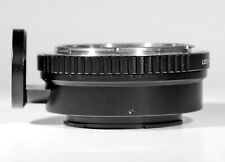 FOTASY NEX Adapter Ring for Canon FD Lens to Sony E Mount NEX-3 NEX-5 NEX-6 NEX-