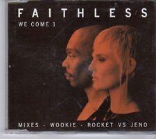 (EW731) Faithless, We Come 1 - 2001 CD