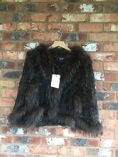 Jayley Coney and Fox Fur Opera Jacket One Size