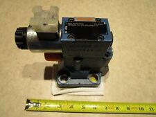 REXROTH DBW20B2-52/200S6EG24N9K4/12 PRESSURE RELIEF VALVE PILOT OPERATED