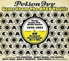 Various Artists - Gems from the ATCO Vaults (2013) 3 CD'S - NEW