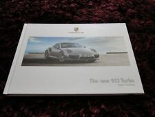 Brochures 911 Car Manuals and Literature