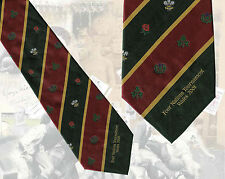 Four Nations Tournament Wales 2001 Rugby Tie