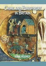 Crime and Punishment in Britain (KS2 History) by Rooney, Anne | Paperback Book |
