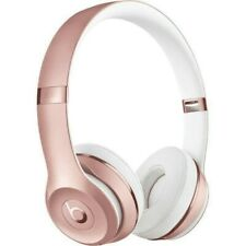 Beats by Dr. Dre Solo3 Wireless Headphones - ROSE GOLD--Brand New & Sealed