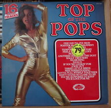 TOP OF THE POPS  VOL 82 SEXY CHEESECAKE  UK PRESS LP 1980