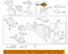 TOYOTA OEM 15-17 Prius V-Console Panel 5880547060
