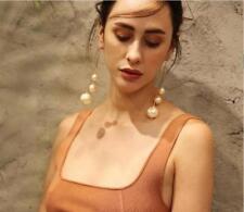 Earrings Ear Stud Jewelry Women's Elegant Styled Long Tassel