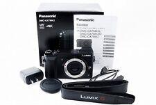 Excellent  Panasonic LUMIX DMC-GX7MarkII GX7MK2 black Body Digital Camera