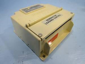 Woodward 8271-468 Generator Loading Control 8271468 Relay Module Load Controller